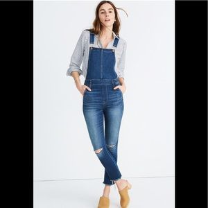 MADEWELL Roadtripper Overalls Brodie Wash M